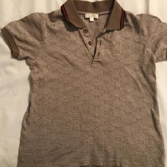 a0abb955 Kids Authentic Gucci shirt. M_5a839362f9e501559f84fccb
